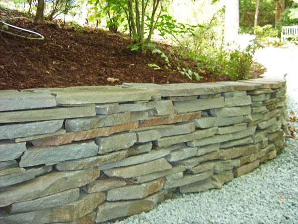 Rock Of Ages Masonry Llc Retaining Walls